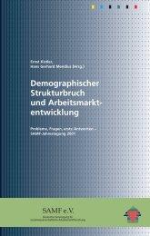 Demographischer Strukturbruch und Arbeitsmarkt ... - Demotrans