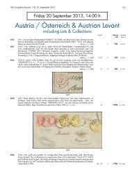 Austria / Österreich & Austrian Levant