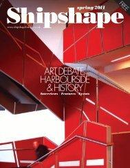 Spring 2011 - Shipshape Magazine Bristol