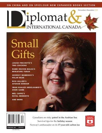 PDF Version - Diplomat Magazine