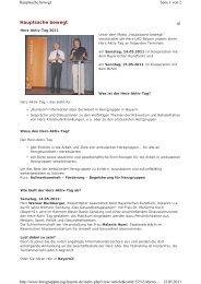 Bericht Website der Herz-LAG Bayern - Bvs-waldsassen.de