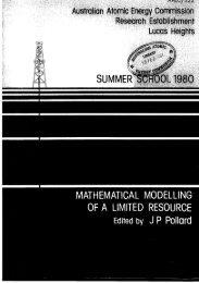 Edited by J P Pollard
