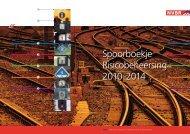 Spoorboekje Risicobeheersing 2010-2014 - Brandweer Nederland