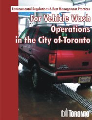 Car Wash (November 2005) - City of Toronto