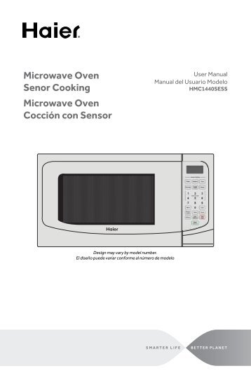 Microwave Oven Senor Cooking Microwave Oven ... - Home Depot