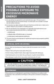 Microwave Oven Senor Cooking Microwave Oven ... - Home Depot - Page 4
