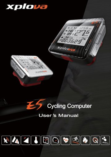 Cycling Computer - Xplova