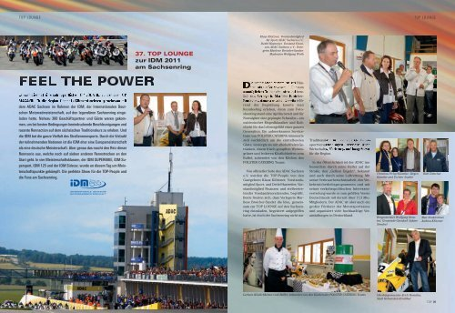 FEEL THE POWER - Top Magazin