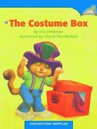 Lesson 30:The Costume Box