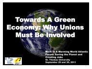 Tom Mann Presentation September 29, 2011 - St. Thomas ...