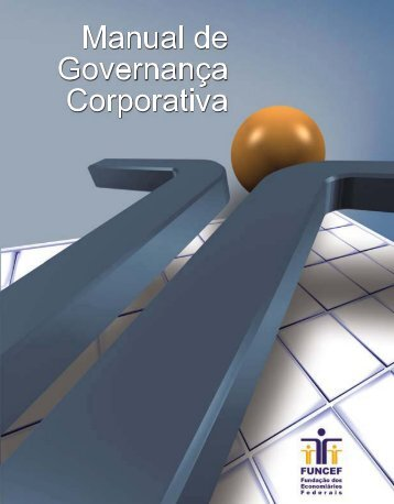 Manual de governança corporativa da FUNCEF