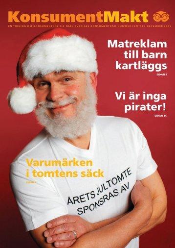 KonsumentMakt - Sveriges Konsumenter