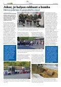 Jókor, jó helyen robbant a bomba 2. oldal - Székesfehérvár - Page 2