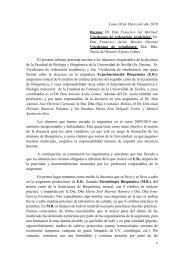 Dr. Don Francisc - BioScripts