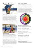 in this issue: new! rhythmic gymnastics + dance programs stay active ... - Page 6