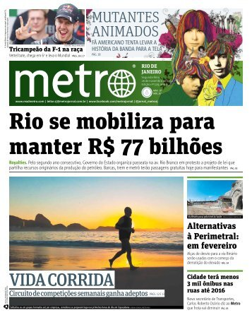 1 - Metro