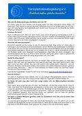 Fragen und Antworten zur Lungentransplantation - Seite 4