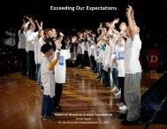 Exceeding Our Expectations - National Alopecia Areata Foundation