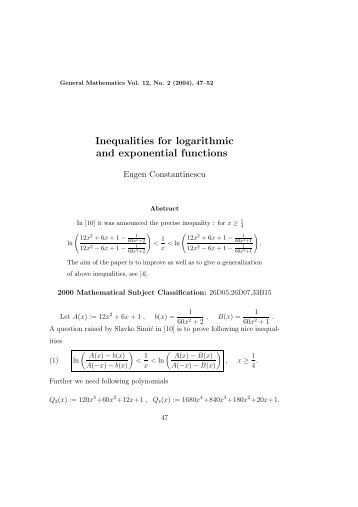 Exponential and logarithmic functions word problems worksheet