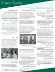 2010 Newsletter - The James Fund for Neuroblastoma Research - Page 2