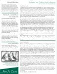 2010 Newsletter - The James Fund for Neuroblastoma Research - Page 3