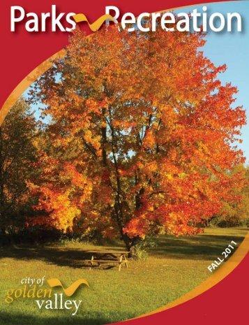 Fall Activities 2011 - City of Golden Valley