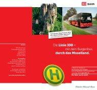 Die Linie 330 – mit dem Burgenbus durch das ... - Traumpfade