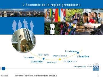 Ses atouts - CCI Grenoble
