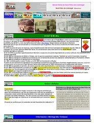 H I S T O R I A L Notas / Noticias Información / Bibliografía / Enlaces