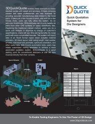 Download catalog - 3D CAD/CAM Design Software