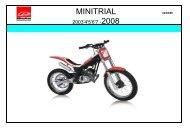 Minitrial '08 [it-en] - Betamotor