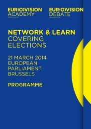 2014-03 N&L covering elections programme
