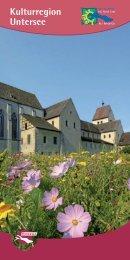 Kulturregion Untersee - Tourismus Untersee e.V.