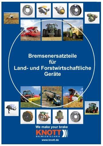 Land- und Forstwirtschaft - Knott