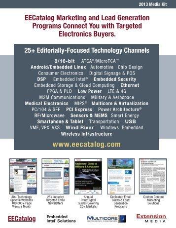 Download 2013 Editorial Calendar and Media Kit ... - Extension Media