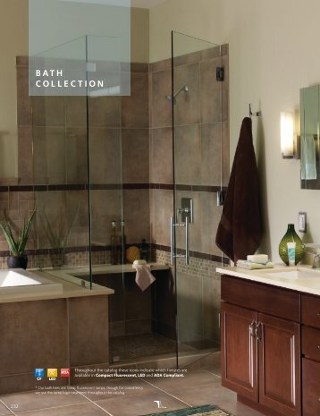 BATH COLLECTION - Tech Lighting