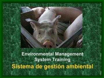 Qué es el sistema de gestión ambiental?