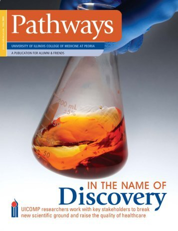 UIC Pathways Fall09 - University of Illinois College of Medicine at ...