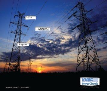 October 2010 - Verdigris Valley Electric Cooperative