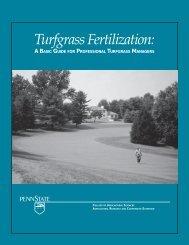 Turfgrass Fertilization: