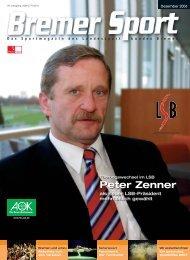 Peter Zenner Peter Zenner - Trenz AG