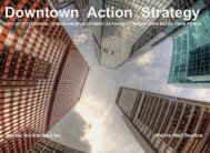 Downtown Action Strategy - City of Pittsburgh