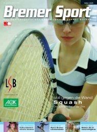 Squash - Trenz AG