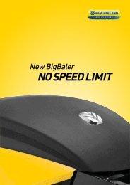 NO SPEED LIMIT - New Holland