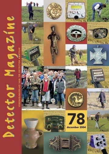 Detector Magazine 78 - De Detector Amateur