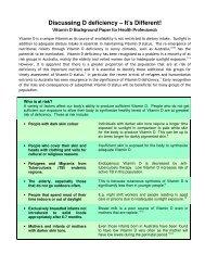 Vit D BP for HP.pdf - Vacau