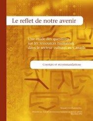 Constats et recommandations - Conseil des ressources humaines ...