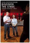 Discover the Stage - Sydney Opera House - Page 2