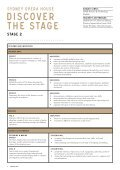 Discover the Stage - Sydney Opera House - Page 3