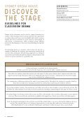 Discover the Stage - Sydney Opera House - Page 6